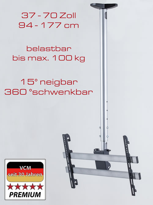 "VCM Deckenhalterung ""TDH 4 MAXI"" (Hifi- und TV-Moebel)"