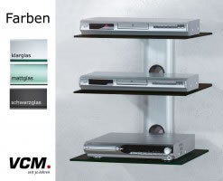 "VCM Trägersystem ""Trento-3"" (TV-Wandpaneel)"
